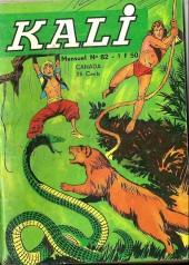 Kali -82- L'homme crocodile