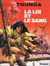 Tounga (Cartonné) -15- La loi et le sang
