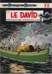 Les tuniques Bleues -19a82- Le David