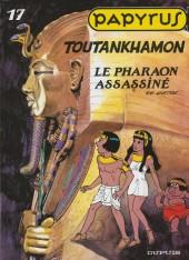 Papyrus -17b99- Toutankhamon le pharaon assassiné