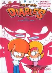 Les p'tits diables -7Stickers- De vrais p'tits anges!