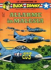 Buck Danny (en italien) -18- Allarme in Malesia