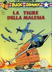 Buck Danny (en italien) -19- La tigre della Malesia