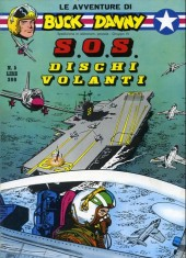 Buck Danny (en italien) -20- S.O.S. dischi volanti