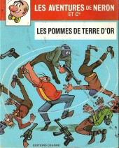 Néron et Cie (Les Aventures de) (Érasme) -88- Les pommes de terre d'or