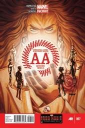 Avengers Arena (2013) -7- Rock bottom