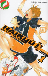 Haikyu !! Les As du Volley -1- Tome 1