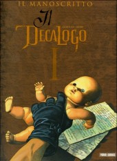 Couverture de Decalogo (Il) -1- Il manoscritto