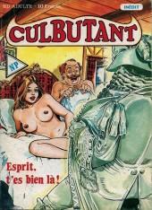 Culbutant (Novel Press) -1- Esprit, t'es bien là!