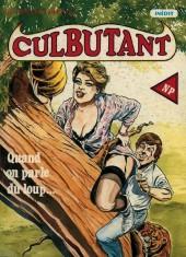 Culbutant (Novel Press) -3- Quand on parle du loup...