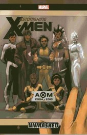 Astonishing X-Men (2004) -INT12- Unmasked