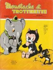 Moustache et Trottinette (Mensuel) -10- Moustache,et trottinette et trombone
