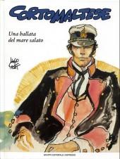 Corto Maltese (L'Espresso) -1- Una ballata del mare salato