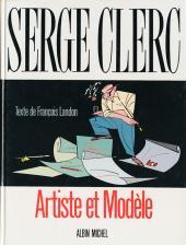 (AUT) Clerc -2- Artiste et Modèle