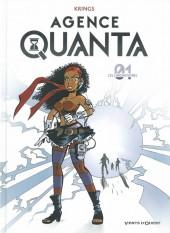 Agence Quanta -1- Les Chronovores