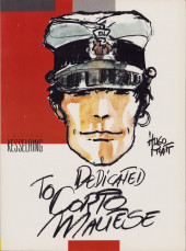 Couverture de Corto Maltese (Divers) -HS02- Dedicated to Corto Maltese