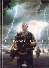 Prométhée -9- Dans les ténèbres (1/2)