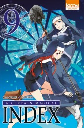 A Certain Magical Index -9- Tome 9