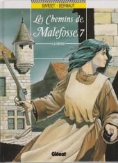 Les chemins de Malefosse -7a1995- La Vierge