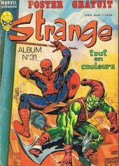 Strange -Rec031- Album N°31 (du n°92 au n°94)