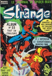 Strange -Rec033- Album N°33 (du n°98 au n°100)