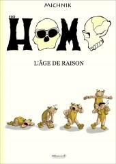 Homo, l'âge de raison - Tome 1