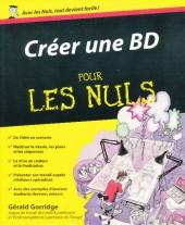 (DOC) Études et essais divers - Créer une BD pour les nuls