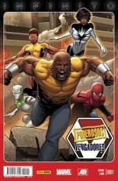 Poderosos Vengadores -1- Ningún Héroe En Solitario
