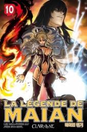 La légende de Maian -10- Tome 10