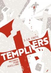 Templiers -1- La Chute