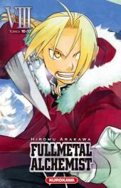 FullMetal Alchemist -INT08- Volume VIII - Tomes 16-17