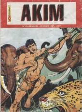 Akim (2e série) -35- Le Cimetière des Éléphants