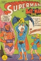 Superman l'homme d'acier puis Superman et Batman (1re Série Interpresse) -10- Dr Diabolika
