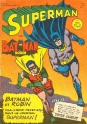 Superman l'homme d'acier puis Superman et Batman (1re Série Interpresse) -11- Le Super Ennemi Invulnérable