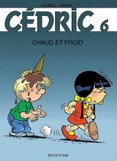 Cédric -6a1999- Chaud et froid