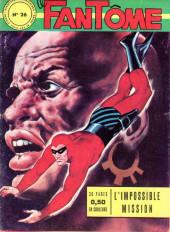 Le fantôme (1re Série - Aventures Américaines) -26- L'impossible mission