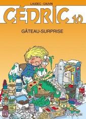 Cédric -10a99- Gâteau-surprise