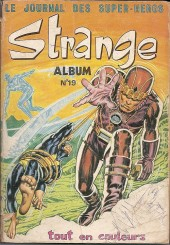 Strange -Rec019- Album N°19 (du n°56 au n°58)