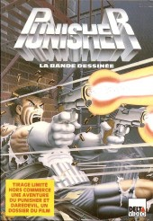Punisher (Autres) -HC- Punisher : la bande dessinée