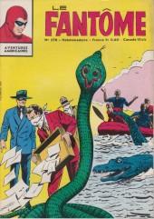 Le fantôme (1re Série - Aventures Américaines) -278- Jonques sans pavillon