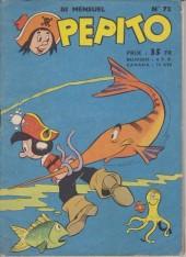 Pepito (1re Série - SAGE) -72- L'enlèvement du gouverneur (suite et fin)