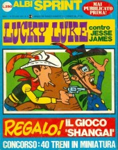 Albi sprint -5- Lucky luke contro jesse james