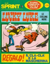 Albi sprint -9- Lucky luke le colline nere