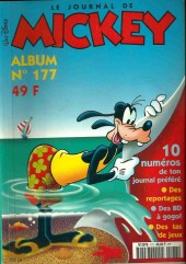 (Recueil) Mickey (Le Journal de) -177- Album 177