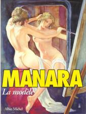 (AUT) Manara - La modèle