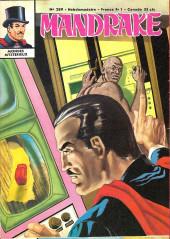 Mandrake (1re Série - Remparts) (Mondes Mystérieux - 1) -289- Les deux visages du mystère 3