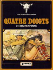 Quatre doigts - L'Homme de papier - Quatre Doigts - L'homme de papier