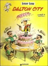 Lucky Luke -34d79- Dalton City