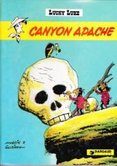 Lucky Luke -37a79- Canyon Apache