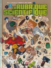 La rubrique scientifique -1- Tome 1